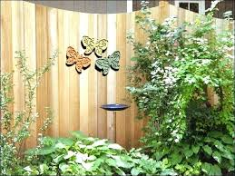 outdoor wall art garden decoration ideas great exterior decorative mouldings