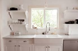 all white kitchen designs.  All Collect This Idea White Divided Sink Intended All White Kitchen Designs