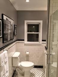 bathroom remodel tile. Brilliant Remodel 1920s Bathroom Remodel  Subway Tile Penny Floor In A