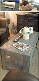 diy wood pallet coffee table easy pallet ideas pallet furniture