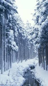 snow iphone 6 wallpaper. Beautiful Snow Snow Covered Forest Creek IPhone 6 Wallpaper  With Iphone E