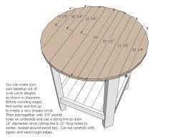 table round outdoor table top round outdoor table plans round wood round outdoor table top round