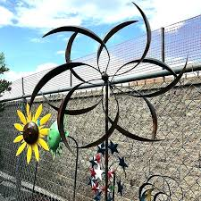 kinetic garden art spinning yard art find a fun selection of kinetic garden stakes and table