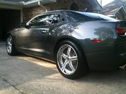 Custom 2010 Camaro RS/SS Wheels & Tires for Sale - Camaro5 Chevy ...
