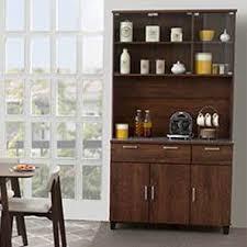 kitchen furniture hutch. Portland 6-Door Kitchen Cabinet (Walnut Finish) By Urban Ladder Furniture Hutch