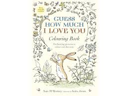 guess how much i love you colouring book 9 99 walker books