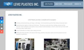 Design Plastics Inc Levic Plastics Inc Injection Molded Plastics