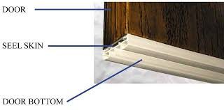 front door sealProtect the Bottom of Your Wood Entry Door with SeelSkin  Kuiken