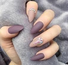 Nails Beauty And Matte Image Nehty Matta Naglar Naglar A