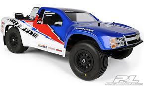 <b>Кузов Chevy Silverado 1500</b> Clear Body for Slash, SC10 (PL3350 ...