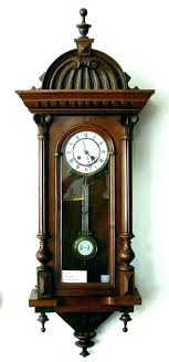 antique pendulum wall clocks wall grandfather clock antique wall grandfather clocks antique wall clocks with pendulum