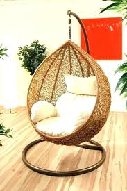 outdoor hanging basket chair s outdoor hanging rattan chair
