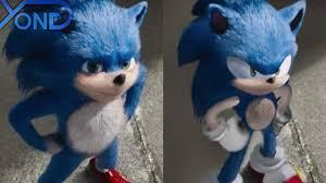 Original Sonic Design Sonic Movie Director Responds Vows To Fix Design