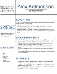 Strategic Planning Resume Examples Strategic Analyst Resume