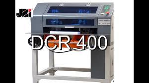 JBI - <b>DCR 400</b> : Dual round cornering machine (English) - YouTube
