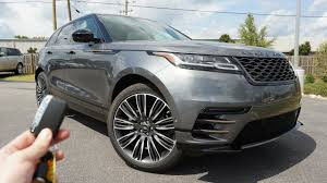 2018 land rover velar first edition. perfect first 2018 range rover velar first edition start up exhaust test drive and  review for land rover velar first edition e