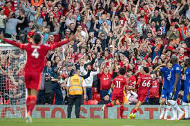 Voting Opens For Liverpool's Player Of The Month - The Liverpool Offside