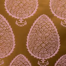 LEAF Violet Katie Ridder Wallpaper