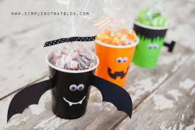homemade halloween candy bags. Fine Bags 20 Best DIY Halloween Treat Bag Boxes Cups And More Perfect Favors For Homemade Candy Bags W