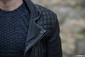 this allsaints cargo leather jacket here
