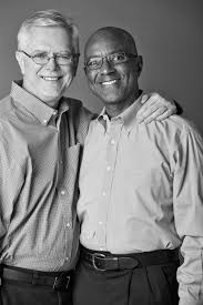 the year anniversary of same sex marriage in massachusetts robert compton and david wilson