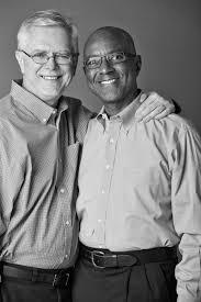 the year anniversary of same sex marriage in massachusetts robert compton and david wilson