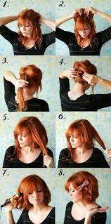 easy diy hairstyles for medium and long hair1 13