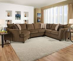 simmons upholstery. sofas:wonderful simmons sunflower brown sofa with reversible chaise upholstery sectional couches big lots