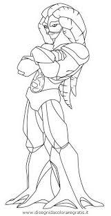 Disegno Gormiti40 Personaggio Cartone Animato Da Colorare