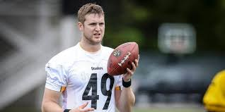 pittsburgh steelers long snapper colin holba