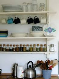Kitchen Wall Mounted Shelves Uk Shelving Units Subscribedme