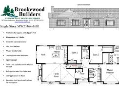 4 bedroom ranch house plans. Ranch House Plans Open Floor Plan Remodel Interior Planning Also 4 Bedroom