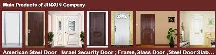exterior steel door with pet door. flush steel prehung double door with oval glass exterior pet