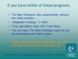For All Enquiries Go To Or Phone The New Iridologist