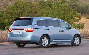 2012 Honda Odyssey Photos, Specs, News - Radka Car`s Blog