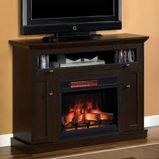 46 25 windsor oak espresso wall or corner entertainment center electric fireplace