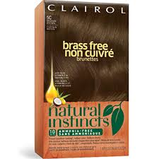 Brassy Hair Fixes Brass Free From Natural Instincts