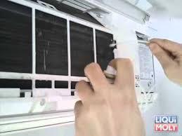 Очистка <b>кондиционера очистителем</b> Liqui Moly - YouTube