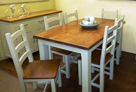 painted dining room furnitureRefinishing kitchen table and chairs  The Home Depot Community