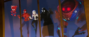 interview into the spider verse producers phil lord and chris miller talk