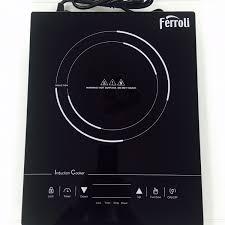 Bếp từ đơn Ferroli IS2000HE - Tặng kèm nồi lẩu - - Hàng chính hãng