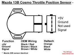 cosmo tps 20b 13b re rx7club com mazda rx7 forum how to test throttle position sensor toyota at Throttle Position Sensor Wiring Diagram