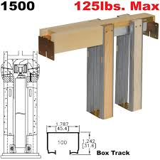 Pocket Door Retrofit Johnsonhardwarecom Sliding Folding Pocket Door Hardware 1500