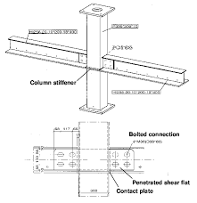 3 Steelwork Connection Between Asymmetric Steel Beams And A