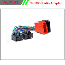 saab wiring harness promotion shop for promotional saab wiring car iso stereo adapter connector for chevrolet 2006 2011 saab 9 5 1998 onwards wiring harness auto adaptor lead loom cable plug