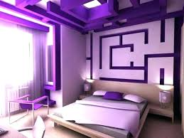 Purple Wall Paint Ideas For Bedrooms Purple And White Bedroom Ideas Delectable Purple Bedrooms Ideas Painting