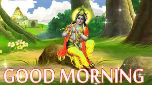 Bhagwan Krishna Good Morning Images ...