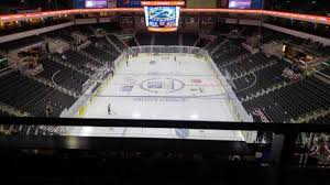 Denny Sanford Premier Center Section 210 Home Of Sioux