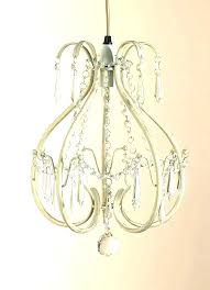 chandeliers country chic chandelier shabby mini shades fixtures crystal cha