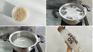 using rice water for hair our writer